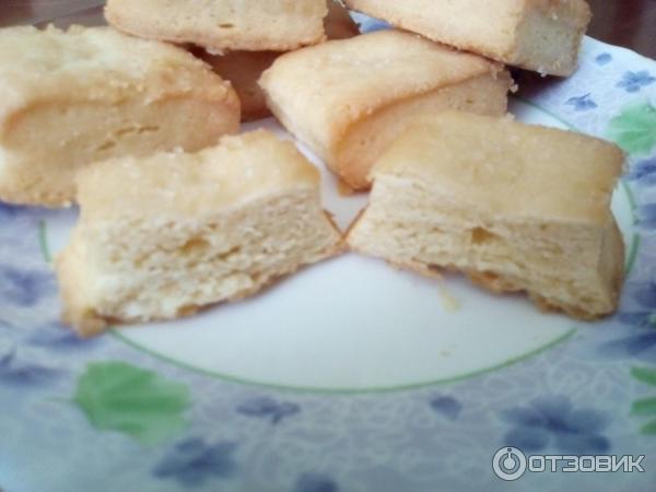 рецепт печенья лана с творогом бэйкери хаус
