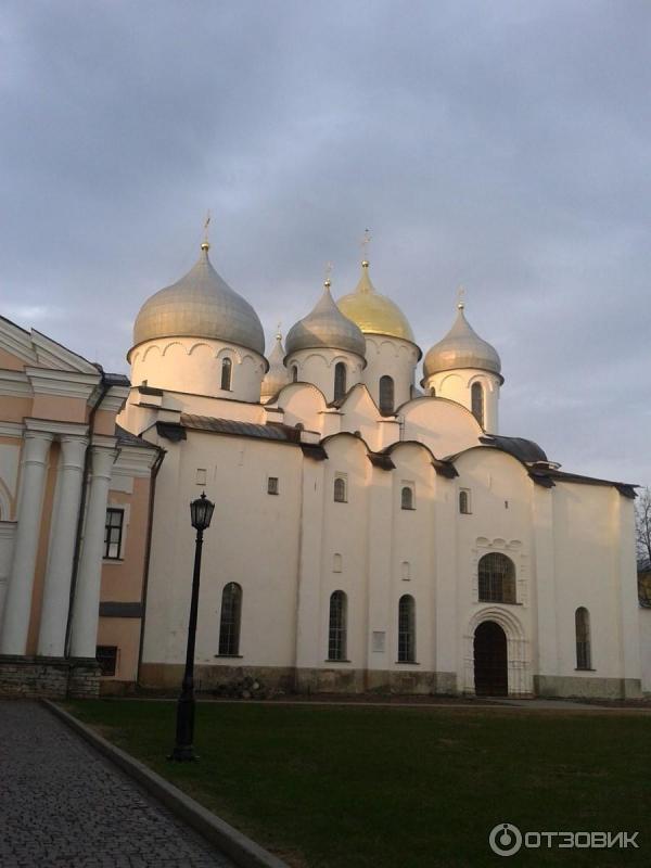 Зверин-Покровский монастырь (Россия, Великий Новгород) фото