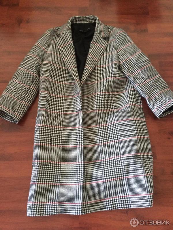 9f6ff4c4f Отзыв о Женское демисезонное пальто Zara | Стильное пальто для ...