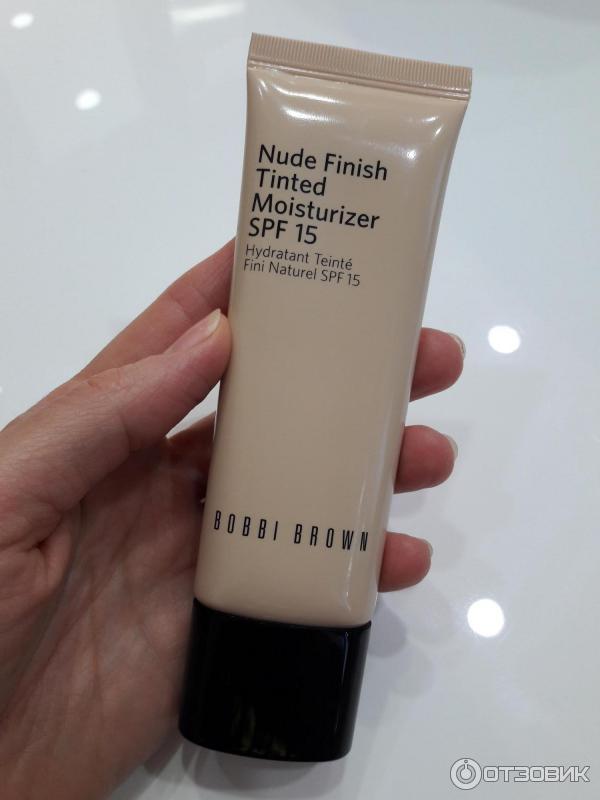 увлажняющий крем с тональным эффектом tinted moisturizer