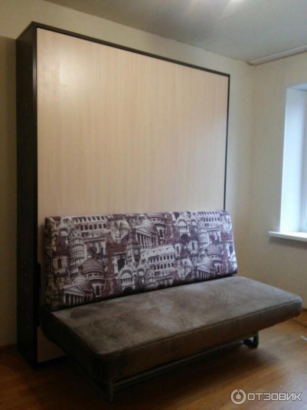 отзыв о шкаф кровать диван мебель трансформер екатеринбург