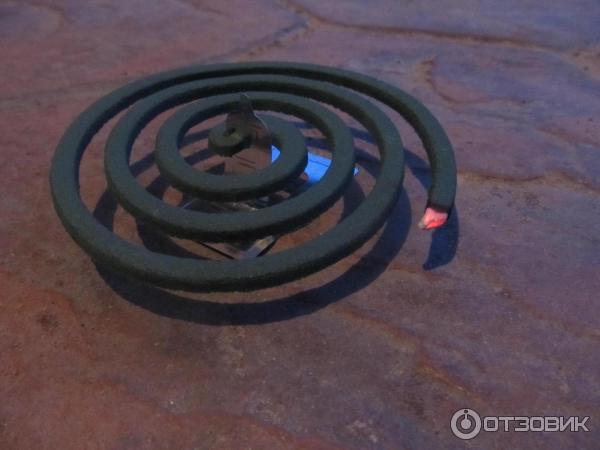 Спирали для защиты от комаров Дэта insecto фото