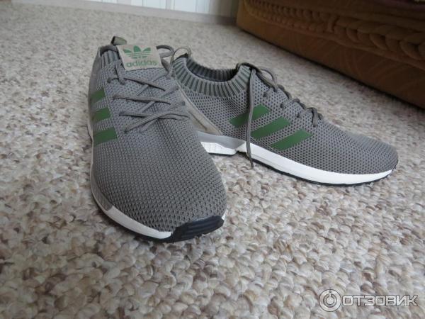 best sneakers 5ec23 52b72 Отзыв о Мужские кроссовки Adidas ZX Flux | Отличные летние ...