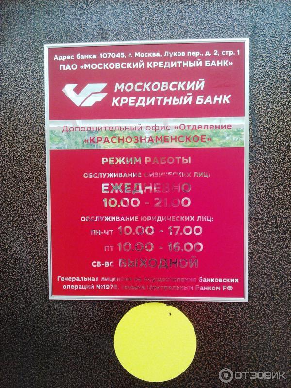 банковский экспресс кредит