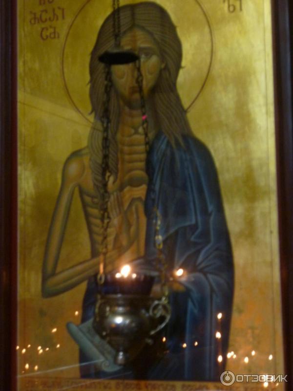 в храме Светицховели