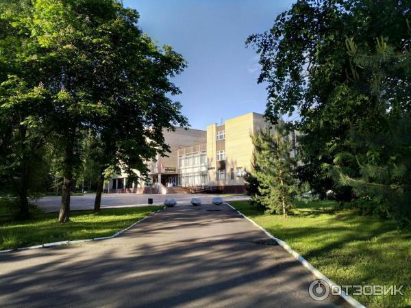 Фото санатория мо звенигородский